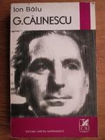 Anticariat: Ion Balu - G. Calinescu