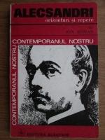 Anticariat: Ion Roman - Vasile Alecsandri. Orizonturi si repere
