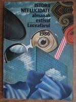 Istorii neelucidate. Almanah estival. Luceafarul 1986
