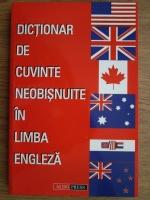 Josefa Heifetz Byrne - Dictionar de cuvinte neobisnuite in limba engleza