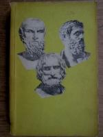 Anticariat: Liviu Rusu - Eschil, Sofocle, Euripide