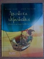 Anticariat: Michael Engler, Joelle Tourlonias - Aventura elefantastica. Vanatoare de comori in Africa