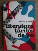 Anticariat: Reinder P. Meijer - Literatura tarilor de jos
