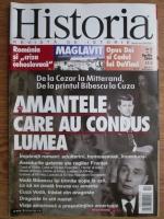 Revista Historia, anul VI, nr. 52, aprilie 2006