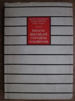 Anticariat: Serban Cioculescu, Vladimir Streinu, Tudor Vianu - Istoria literaturii romane moderne