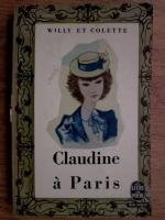 Sidonie-Gabrielle Colette - Claudine a Paris