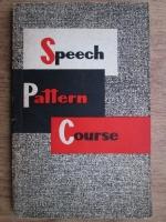 Speech pattern course