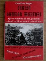 Geoffrey Regan - Cartea gafelor militare