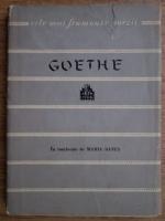 Anticariat: Goethe - Poezii (Colectia Cele mai frumoase poezii)