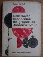 Anticariat: Gustaw Morcinek - Cele sapte ceasornice ale groparului Joachim Rybka