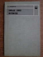 Anticariat: Hans Freudenthal - Limbajul logicii matematice