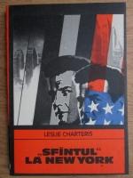 Anticariat: Leslie Charteris - Sfantul la New York