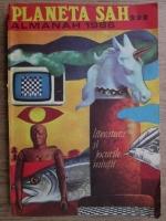 Anticariat: Literatura si jocurile mintii. Planeta Sah. Almanah 1986