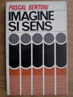 Anticariat: Pascal Bentoiu - Imagine si sens
