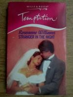Roseanne Williams - Stranger in the night