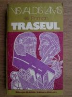 Anticariat: Visvaldis Lams - Traseul roman