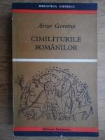 Artur Gorovei - Cimiliturile romanilor