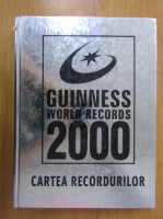 Anticariat: Guinness World Records 2000