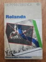 Anticariat: Herman Teirlinck - Rolanda