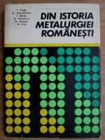 I. Tripsa - Din istoria metalurgiei romanesti