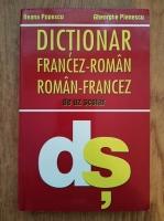 Ileana Popescu, Gheorghe Pienescu - Dictionar francez-roman, roman-francez de uz scolar