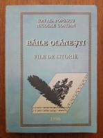 Ion Popescu - Baile Olanesti. File de istorie