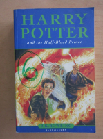 Anticariat: J. K. Rowling - Harry Potter and the half-blood prince