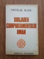 Anticariat: Nicolae Radu - Dirijarea comportamentului uman