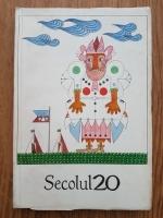 Anticariat: Revista Secolul 20. Nr. 9, 1966