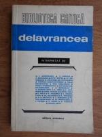 Anticariat: Al. Sandulescu - Delavrancea (Biblioteca Critica)