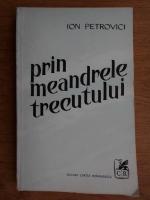 Ion Petrovici - Prin meandrele trecutului