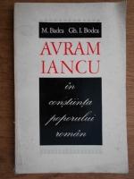 Anticariat: M. Badea - Avram Iancu in constiinta poporului roman