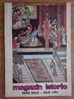 Anticariat: Magazin istoric anul XXV, nr. 7 (292), iulie 1991