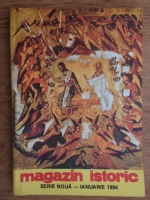 Anticariat: Magazin istoric, anul XXVIII, nr. 1 (322), ianuarie 1994