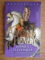 Virginia Henley - Soimul si floarea
