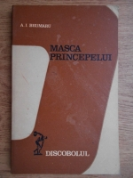 Anticariat: A. I. Brumaru - Masca principelui