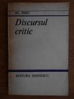 Anticariat: Alexandru Piru - Discursul critic