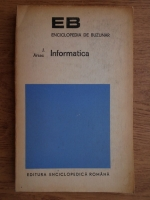 Anticariat: J. Arsac - Informatica