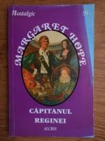 Anticariat: Margaret Hope - Capitanul reginei