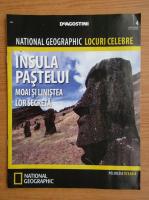 National Geographic locuri celebre, nr. 4. Insula Pastelui, Moai si linistea lor secreta