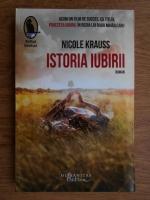 Anticariat: Nicole Krauss - Istoria iubirii
