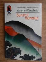 Anticariat: Yasunari Kawabata - Sunetul muntelui