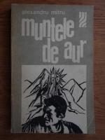 Anticariat: Alexandru Mitru - Muntele de aur