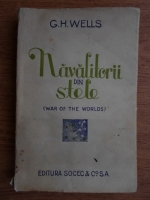 H. G. Wells - Navalitorii din stele