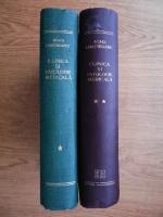 Anticariat: I. Hatieganu - Clinica si patologie medicala. Probleme si lectiuni (2 volume)