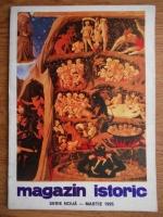 Anticariat: Magazin istoric, martie 1995