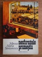 Anticariat: Mircea Horia Simionescu - Nesfarsitele primejdii