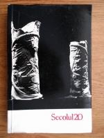 Revista Secolul 20, nr. 296-297, 1985