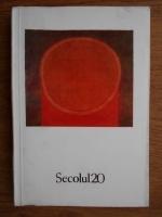 Revista Secolul 20, nr. 313-315, 1987