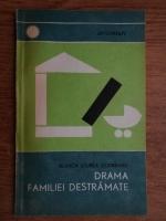 Anticariat: Rodica Ciurea Codreanu - Drama familiei destramate
